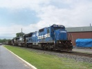 NS 507 (WPCA-20) northbound in Thorofare (West Deptford) NJ on May 19, 2008.