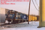 CA-05 at Bellmawr in 2003.  By Mike DiMunno.