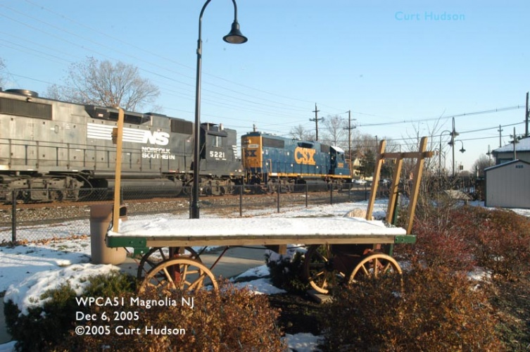 CA-51 at Magnolia in 2005.  By Curt Hudson.